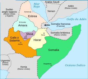 Cuerno De Africa Mapa.Wahabitas Cuerno De Africa Y El Trafico De Armas La